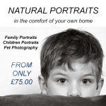 portrait photography vouchers exeter