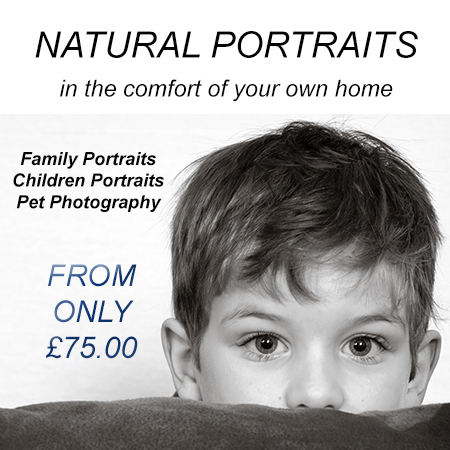 portrait photography vouchers exeter